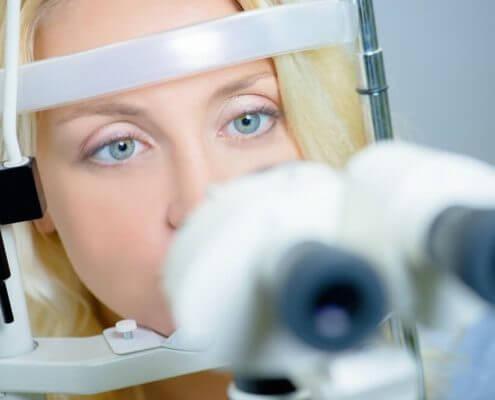 ניתוח קטרקט בעיניים